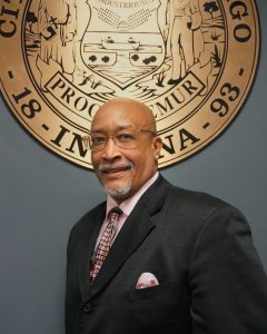 Terence Hill, 3rd District Councilman